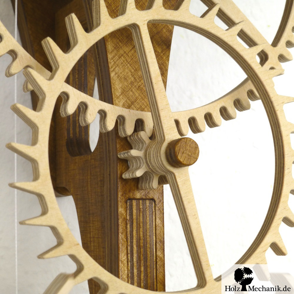 Zentira Escapewheel detail